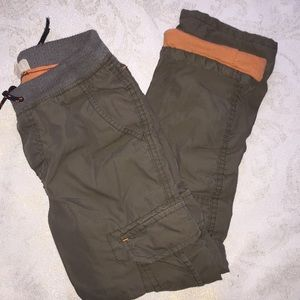 Other - Cargo Lined Pants, Size 6-7